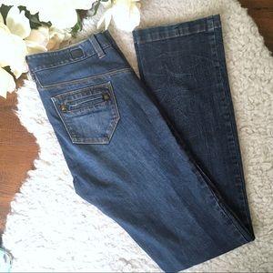Armani Exchange Bootcut Jeans